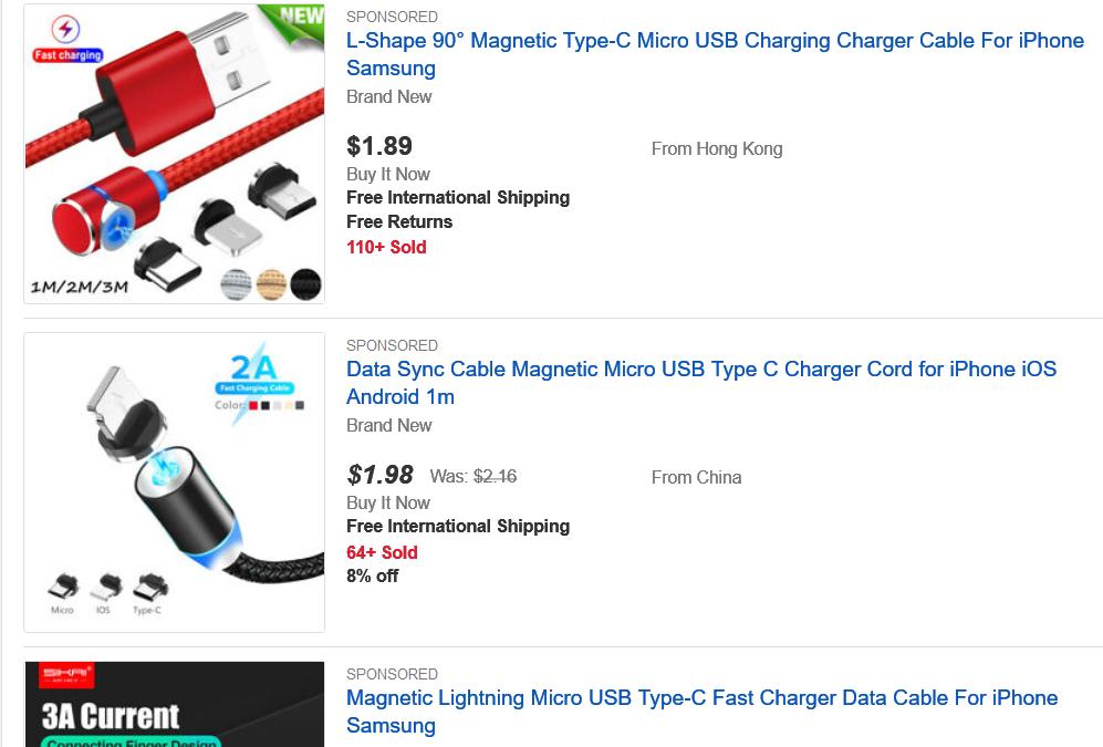 Jak rozwiązać problem z kablami? USB typ C (USB-C)  i microUSB w jednym magnetycznym kablu?