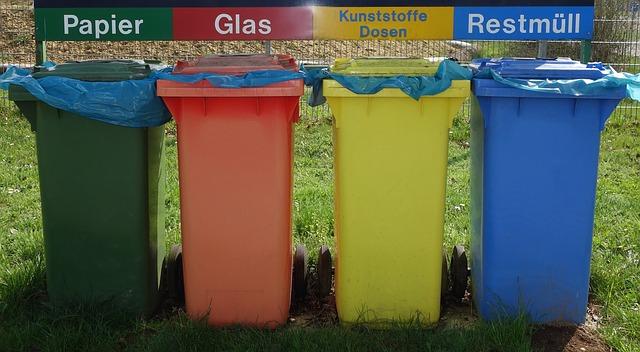 Wysypisko śmieci zarabianie